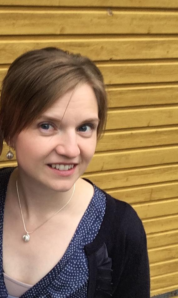 Portrait of Maria Melkko
